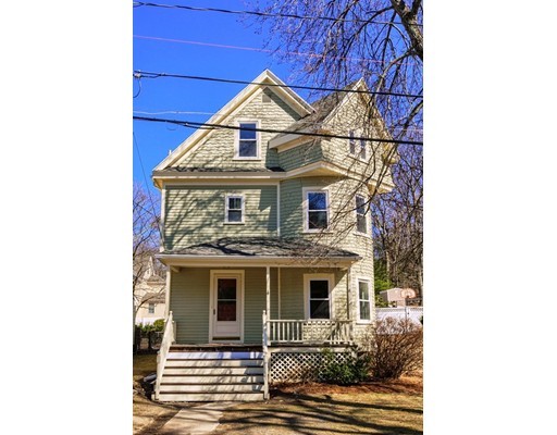 Single Family Home for Sale at 35 Isabella Street Stoneham, Massachusetts 02180 United States