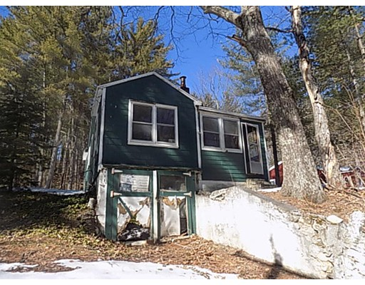 Single Family Home for Sale at 932 Turnpike Road Ashby, Massachusetts 01431 United States