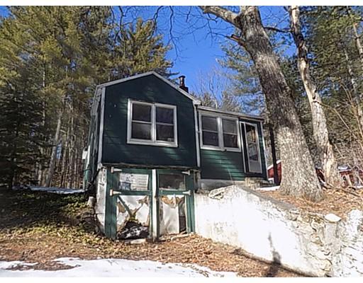 Частный односемейный дом для того Продажа на 932 Turnpike Road Ashby, Массачусетс 01431 Соединенные Штаты