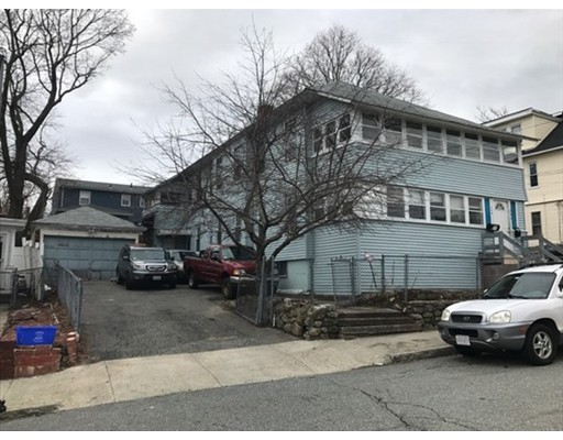 Multi-Family Home for Sale at 346 Ames Street Lawrence, Massachusetts 01841 United States