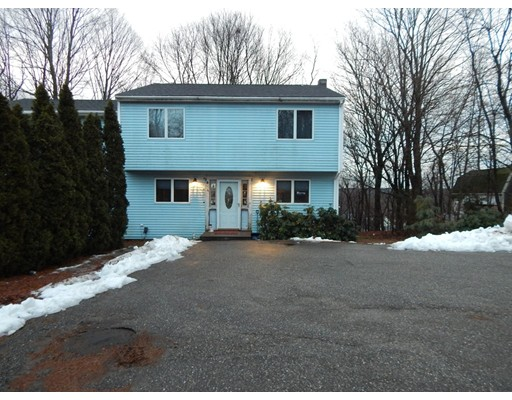 Single Family Home for Sale at 16 Manila Ave Ext Amesbury, Massachusetts 01913 United States
