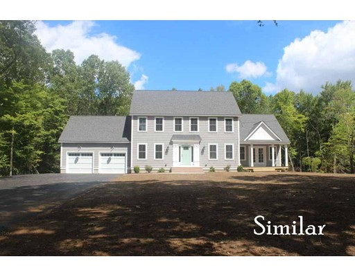 Single Family Home for Sale at 2 Mayflower Drive Upton, Massachusetts 01568 United States