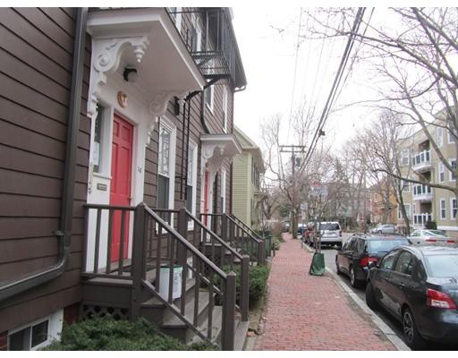 Casa Unifamiliar por un Alquiler en 16 Shepard Street Cambridge, Massachusetts 02138 Estados Unidos