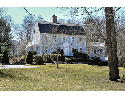 Single Family Home for Sale at 47 Presidential Drive Southborough, Massachusetts 01772 United States