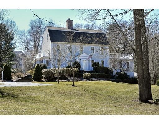 Частный односемейный дом для того Продажа на 47 Presidential Drive Southborough, Массачусетс 01772 Соединенные Штаты