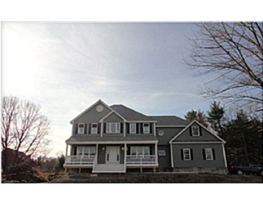 Single Family Home for Sale at 1 Stone Ridge Drive 1 Stone Ridge Drive Seekonk, Massachusetts 02771 United States