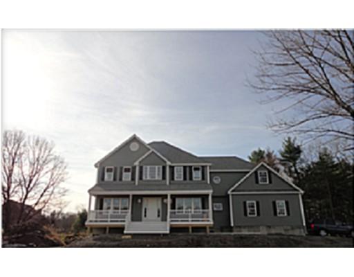 Частный односемейный дом для того Продажа на 1 Stone Ridge Drive 1 Stone Ridge Drive Seekonk, Массачусетс 02771 Соединенные Штаты