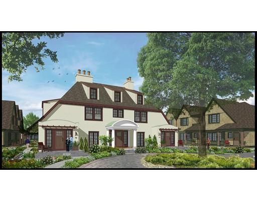 Appartement en copropriété pour l Vente à 17 Abbey Road 17 Abbey Road Sherborn, Massachusetts 01770 États-Unis