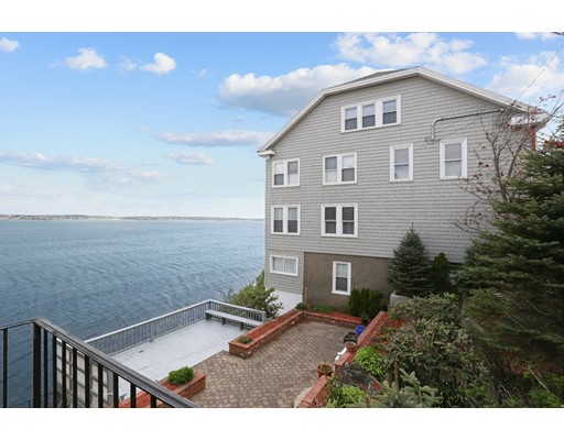 Single Family Home for Sale at 234 Wilson Road Nahant, Massachusetts 01908 United States