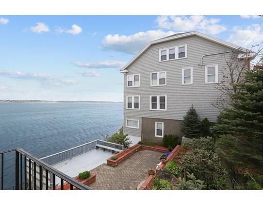 Maison unifamiliale pour l Vente à 234 Wilson Road 234 Wilson Road Nahant, Massachusetts 01908 États-Unis