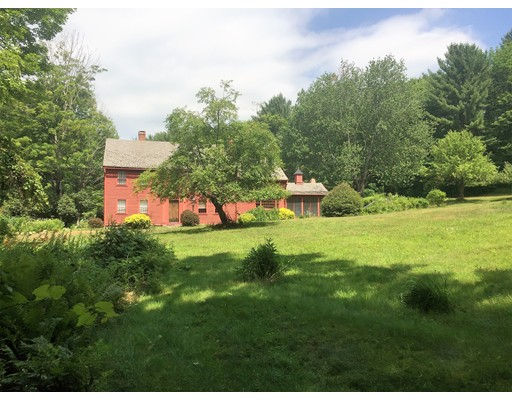 Single Family Home for Sale at 118 Falls Road 118 Falls Road Royalston, Massachusetts 01368 United States