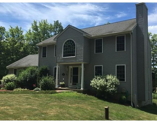 Single Family Home for Sale at 15 Brown Street North Brookfield, Massachusetts 01535 United States