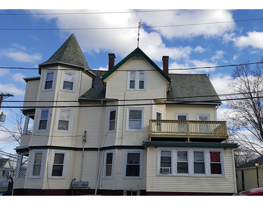 Single Family Home for Rent at 720 N Montello Street Brockton, Massachusetts 02301 United States