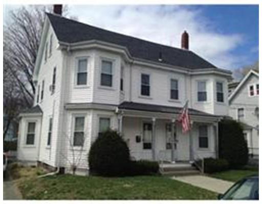 独户住宅 为 出租 在 35 highland Street 弗雷明汉, 马萨诸塞州 01702 美国