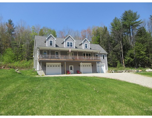 Single Family Home for Sale at 63 North Road Chesterfield, Massachusetts 01012 United States