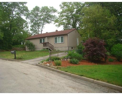 独户住宅 为 销售 在 16 Cold Spring Drive West Warwick, 罗得岛 02893 美国
