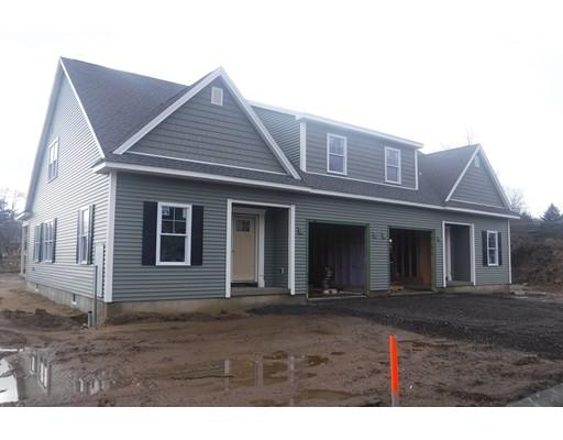 共管式独立产权公寓 为 销售 在 302 Piper Road aka St. Andrews Way West Springfield, 马萨诸塞州 01089 美国