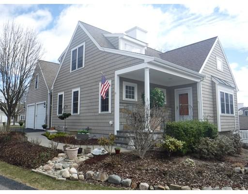 共管式独立产权公寓 为 销售 在 17 Mulligan Drive 韦茅斯, 02190 美国