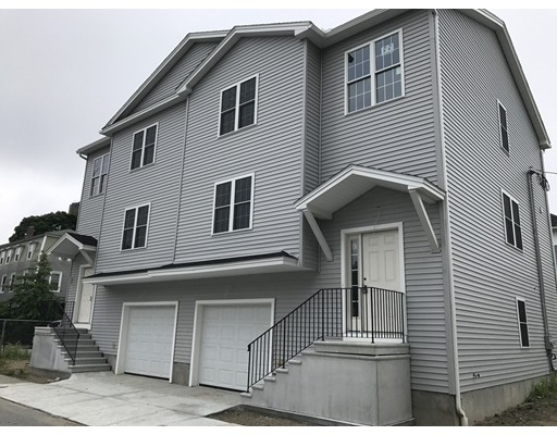 Single Family Home for Sale at 73 Townsend Street Worcester, Massachusetts 01609 United States