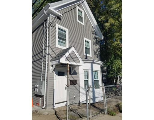 Casa Unifamiliar por un Alquiler en 25 Bragdon Street Boston, Massachusetts 02119 Estados Unidos