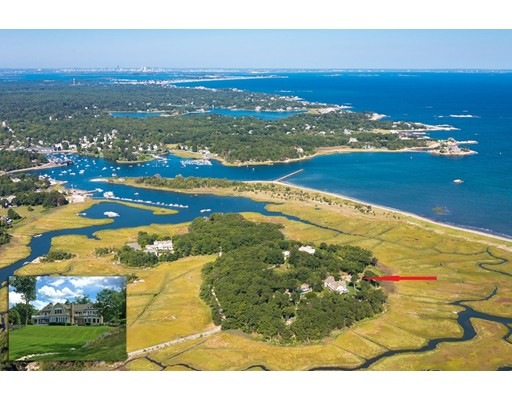 Casa Unifamiliar por un Venta en 20 Wood Island Road Scituate, Massachusetts 02066 Estados Unidos