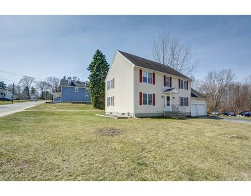 Single Family Home for Sale at 1 Alex Circle Auburn, Massachusetts 01501 United States