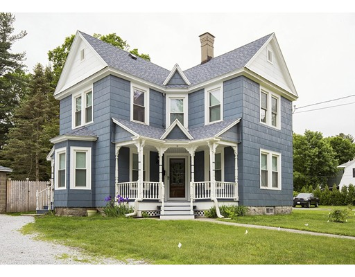 Single Family Home for Sale at 9 Cole Avenue Pittsfield, Massachusetts 01201 United States