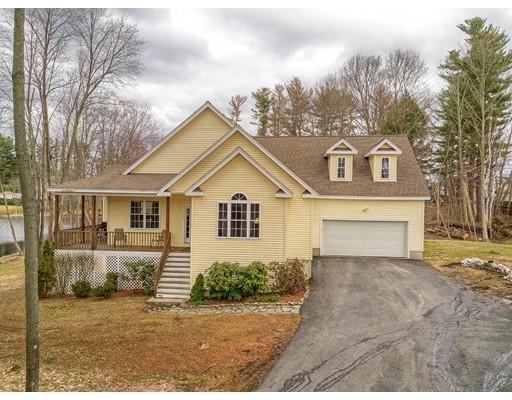 独户住宅 为 销售 在 121 Indian Rock Road 温厄姆, 03087 美国
