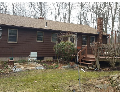 Single Family Home for Rent at 234 South Road Hampden, Massachusetts 01036 United States