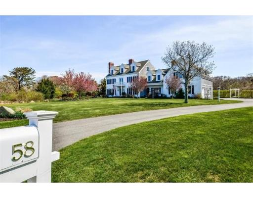 Single Family Home for Sale at 58 Torrey Road Sandwich, Massachusetts 02537 United States