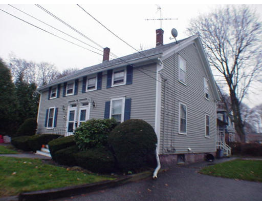 Single Family Home for Rent at 15 Bixby Street North Andover, Massachusetts 01845 United States