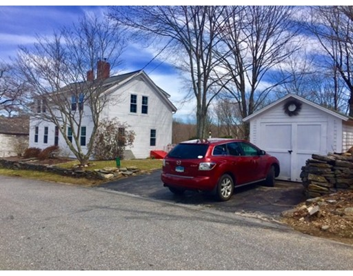 Single Family Home for Sale at 104 John Perry Road Eastford, Connecticut 06242 United States