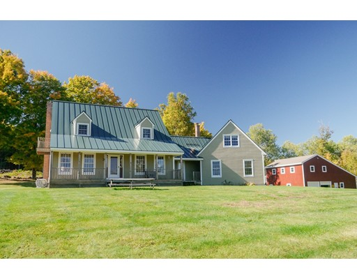 Single Family Home for Sale at 30 Prolovich Road Colrain, Massachusetts 01340 United States