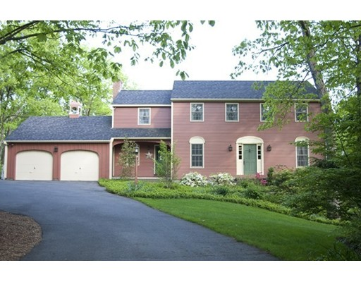 Single Family Home for Sale at 671 NORTH FARMS ROAD Northampton, 01062 United States