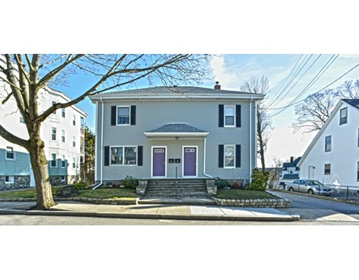 Multi-Family Home for Sale at 29 Orange Street Waltham, Massachusetts 02453 United States