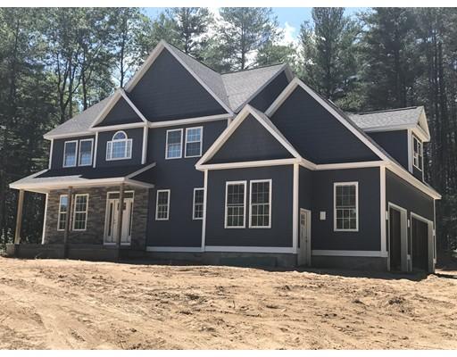 Maison unifamiliale pour l Vente à 2 Cook Road Southampton, Massachusetts 01073 États-Unis