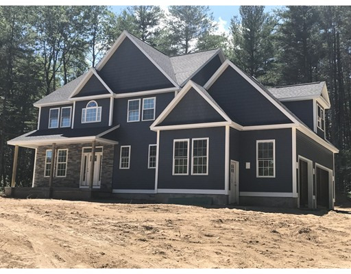 Single Family Home for Sale at 2 Cook Road 2 Cook Road Southampton, Massachusetts 01073 United States