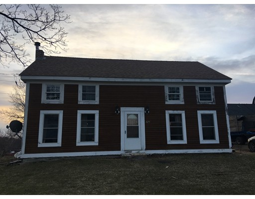 Single Family Home for Sale at 625 Coy Hill Road Warren, Massachusetts 01083 United States