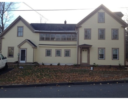 Multi-Family Home for Sale at 58 S. Main Ashburnham, Massachusetts 01430 United States