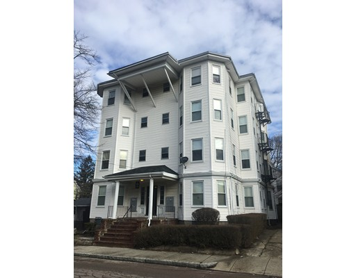 Multi-Family Home for Sale at 47 Highland Street Brockton, Massachusetts 02301 United States