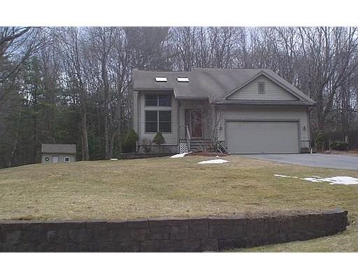 独户住宅 为 销售 在 207 Lord Road Templeton, 马萨诸塞州 01468 美国