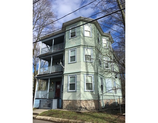 Multi-Family Home for Sale at 177 Green Street Brockton, Massachusetts 02301 United States
