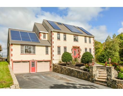 独户住宅 为 销售 在 85 Hammersmith Drive Saugus, 马萨诸塞州 01906 美国
