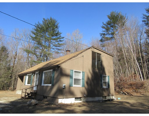 Single Family Home for Sale at 54 Fuller Road Goshen, Massachusetts 01032 United States