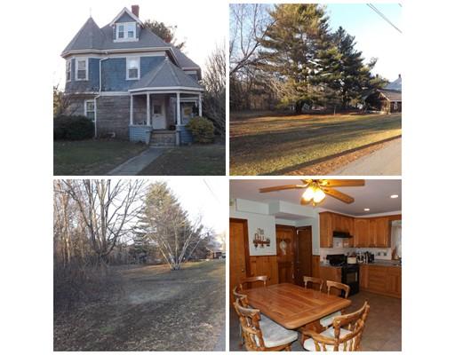 Casa Multifamiliar por un Venta en 431 West St and 7 & 11 Country Way Randolph, Massachusetts 02368 Estados Unidos