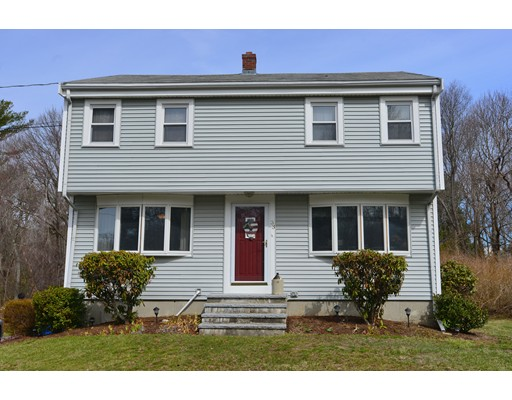 Single Family Home for Sale at 33 PRISCILLA ROAD Whitman, Massachusetts 02382 United States