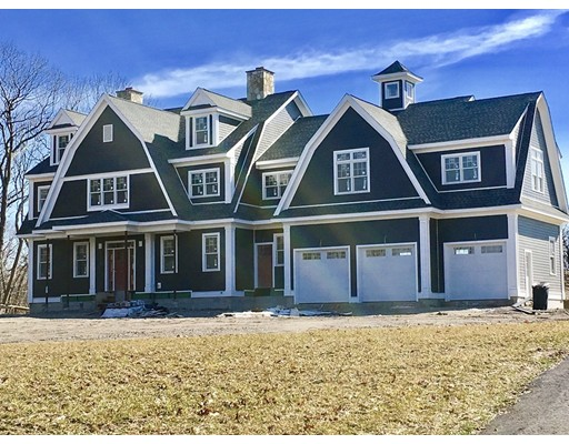 Single Family Home for Sale at 7 Schoolmaster Lane Dedham, Massachusetts 02026 United States