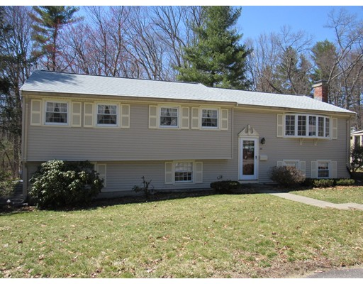 Single Family Home for Sale at 26 Laurel Drive Hudson, Massachusetts 01749 United States