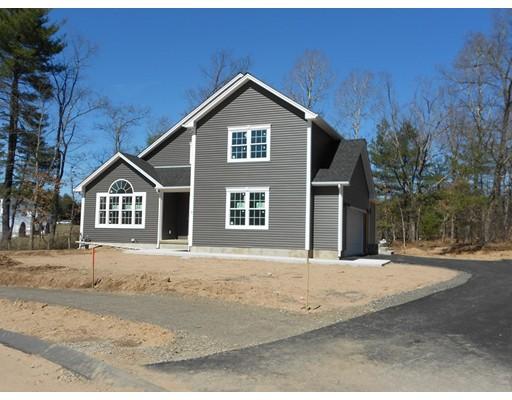 Maison unifamiliale pour l Vente à 3 Halons Way Southampton, Massachusetts 01073 États-Unis