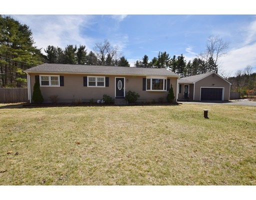 Single Family Home for Sale at 11 Whalen Street Palmer, Massachusetts 01069 United States